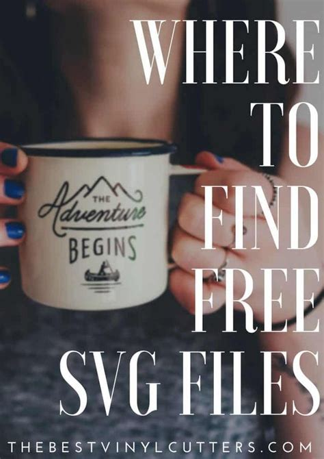 Where to find free SVG files online | Cricut, Svg files
