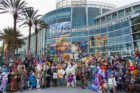 BlizzCon 2014: Cult of Blizzard Founded on Capitalism and