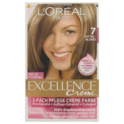 L 'OREAL EXCELLENCE CREME HAARVERF NR