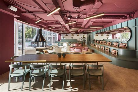 Coworking Utopicus Madrid   Furniture from Spain