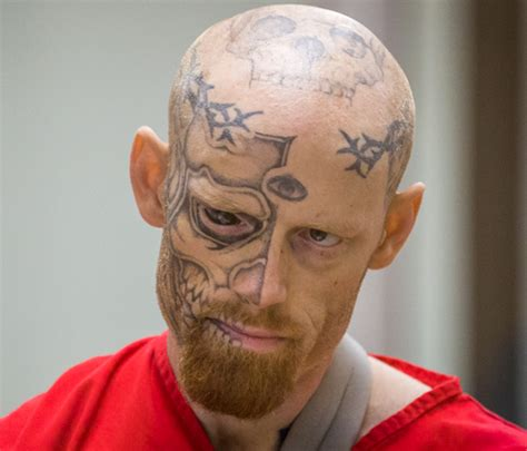 Anorak News | Face tattoos – the big collection of