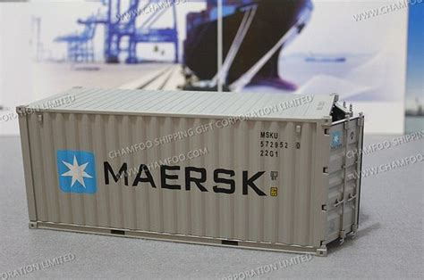 Shipping Container Gift|Maersk Container|Miniature