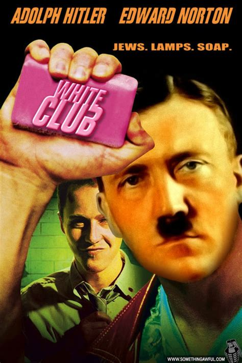 Photoshop Hitler into Movie Posters!