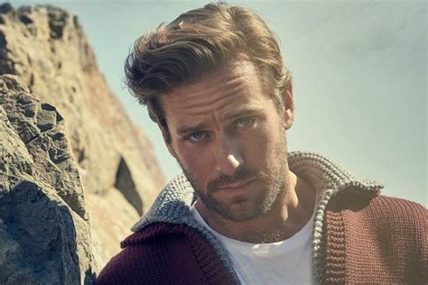 This Armie Hammer Photo Shoot Is The Worst Thing That's