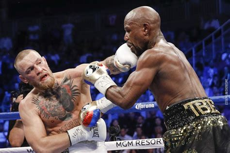 Conor McGregor Has Officially Challenged Floyd Mayweather